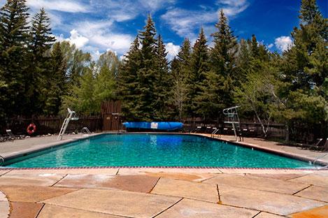Pool Dining   Jackson Lake Lodge Part 69