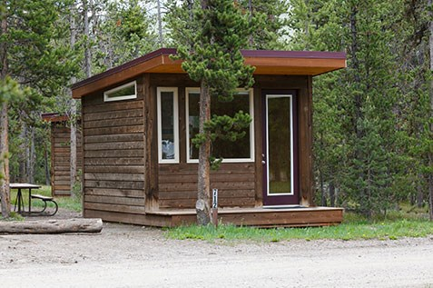Headwaters lodge at flagg ranch for Headwaters cabins gran teton recensioni