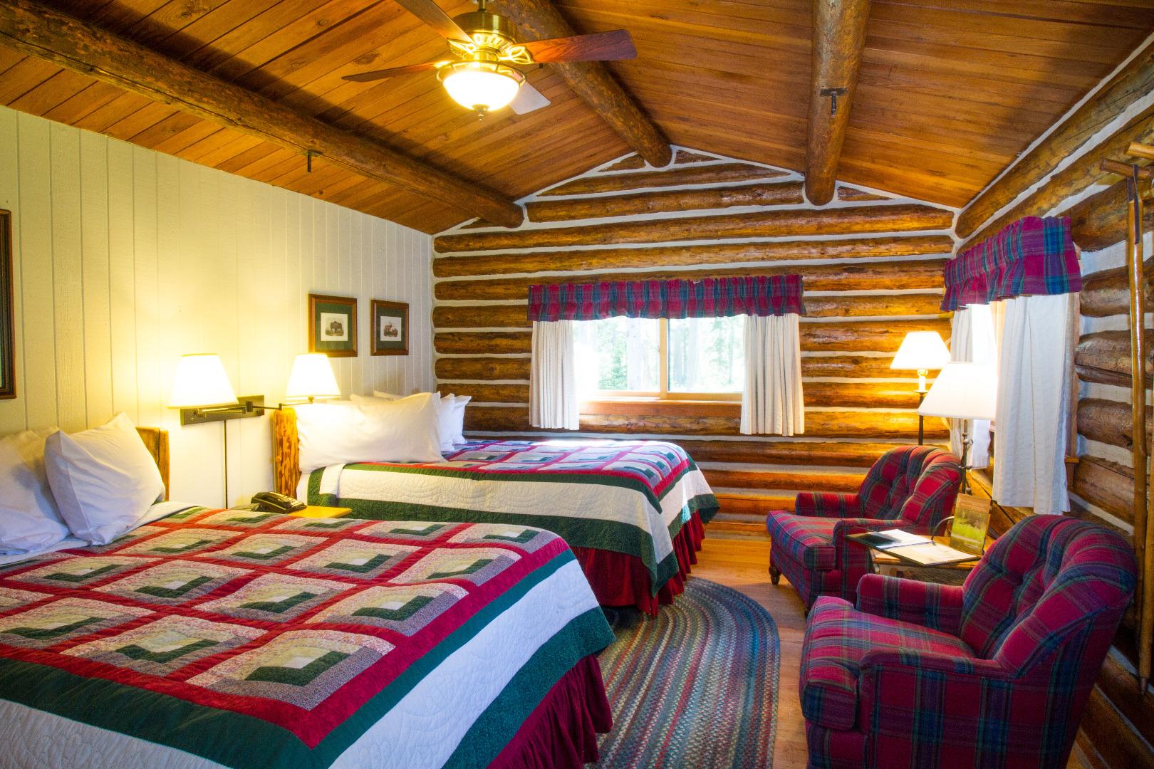 Grand Teton Lodge Company Part 33