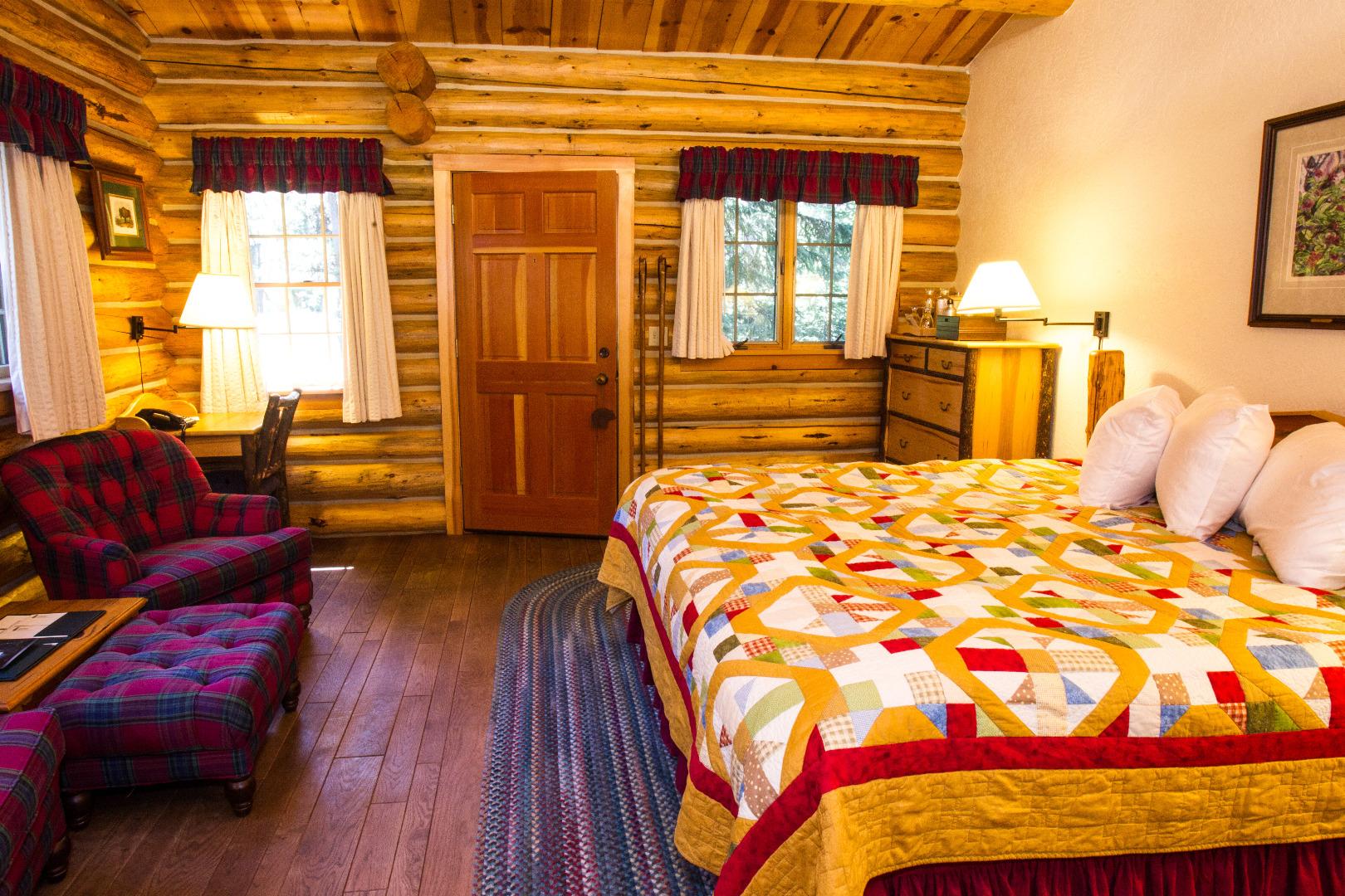 Duplex Cabin Sleeps 2   4 $$$. Duplex Cabins At Jenny Lake Lodge ... Part 70