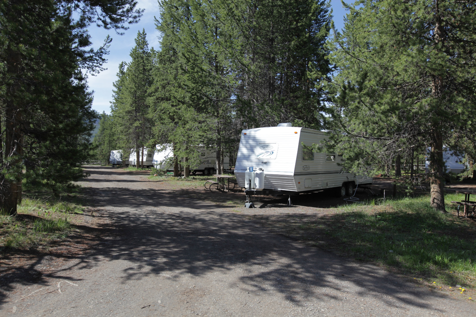 Headwaters RV Sites The Closest Stop For Your Rig South Of Yellowstone