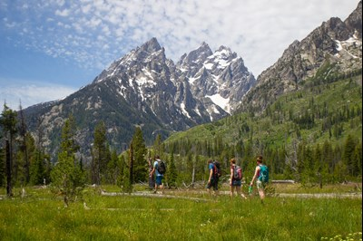 Image Result For Grand Teton Park Map