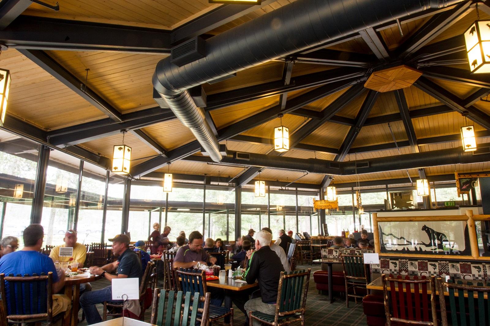 Colter Bay Village Restaurants